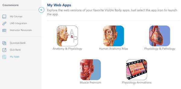 courseware-my-web-apps