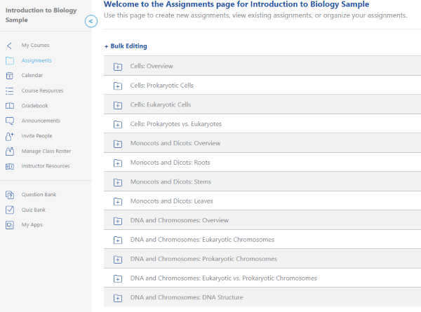 learn-bio-sample-cw-screenshot-assignments-page