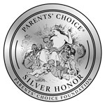 2014 - Winner of a Parents' Choice Silver Honor Award Mobile Apps, for My Incredible Body