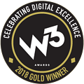 W3-GOLD-award-logo-press-release