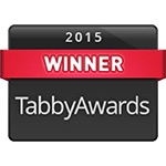Tabby Award Winner