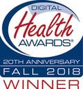 Digital Health Awards Fall 2018 Winner