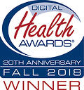 Digital Health Awards Autunno 2018