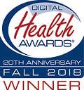 Digital Health Awards Fall 2018 Winner