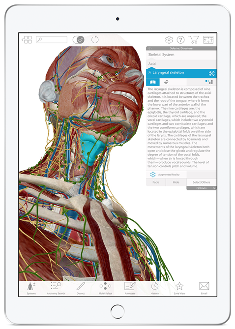 Improve The Way Your Students See Inside The Human Body