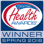 Digital Health Awards Winner