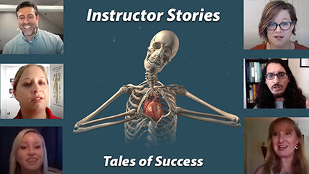 Hear why students and instructors love Visible Body